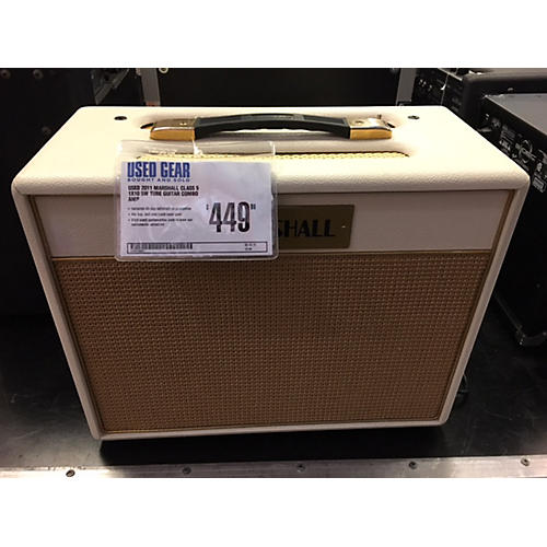 used marshall class 5 1x10 5w tube guitar combo amp guitar center. Black Bedroom Furniture Sets. Home Design Ideas