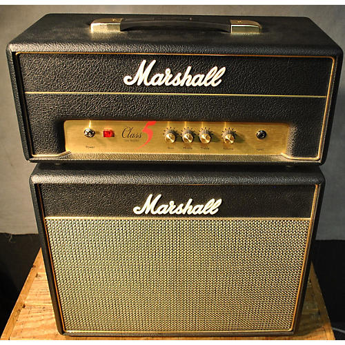 Marshall Class 5 5W Head And Matching 1x10 Cab-thumbnail
