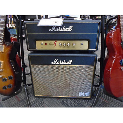 Marshall Class 5 Stack Black And Gold