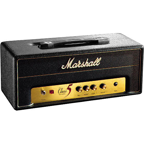 Marshall Class5 5W Tube Guitar amp Head Black