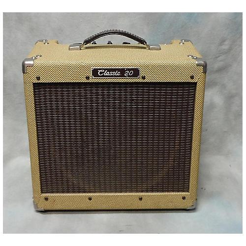 Peavey Classic 20 112 20W 1x12 Tube Amp Tube Guitar Combo Amp-thumbnail