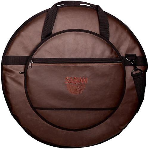 Sabian Classic 24 Cymbal Bag Vintage Brown