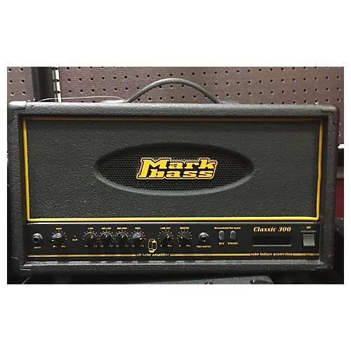 Markbass Classic 300 Tube Bass Amp Head-thumbnail