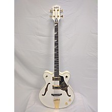 Eastwood Classic 4 Hollowbody Electric Bass Guitar