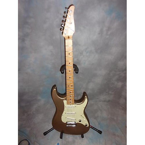Tom Anderson Classic 5-8-96P Solid Body Electric Guitar Shoreline Gold