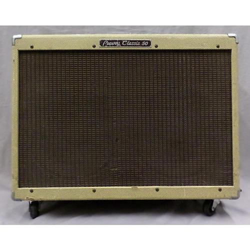 Peavey Classic 50 / 212 Tube Guitar Combo Amp-thumbnail