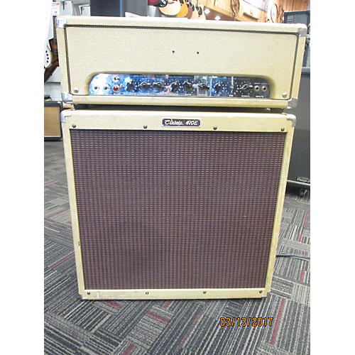 Peavey Classic 50 1/2 Stack Hand Wired Guitar Stack-thumbnail