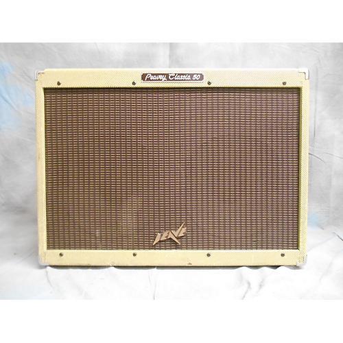 Peavey Classic 50 212 Tube Guitar Combo Amp-thumbnail
