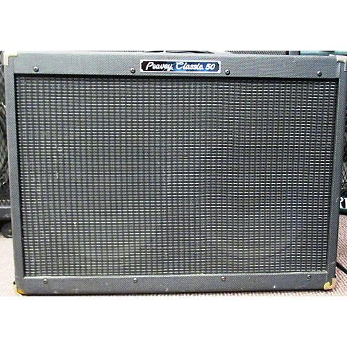 Peavey Classic 50 2x12 Tube Guitar Combo Amp