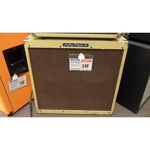 Peavey Classic 50 Tube Guitar Combo Amp-thumbnail