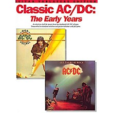 Music Sales Classic AC/DC: The Early Years Music Sales America Series Softcover Performed by AC/DC