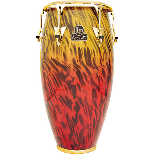 LP Classic Accent Conga 11 in. Lava Gold