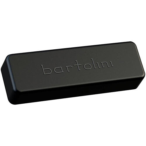 Bartolini Classic Bass Series 4-String BC Soapbar Dual-Coil Bridge Pickup