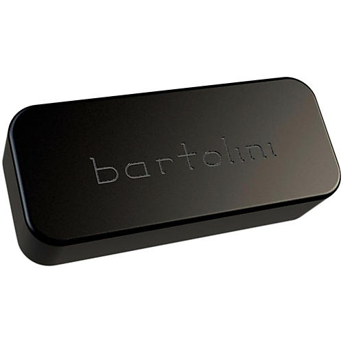 Bartolini Classic Bass Series 4-String Bass T4 Soapbar Dual Coil Bridge Pickup