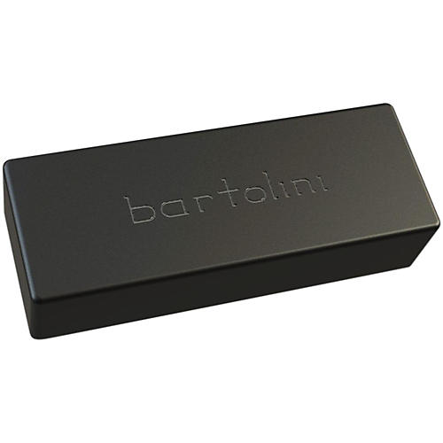 Bartolini Classic Bass Series 4-String CF Soapbar Dual Coil Bridge Pickup-thumbnail