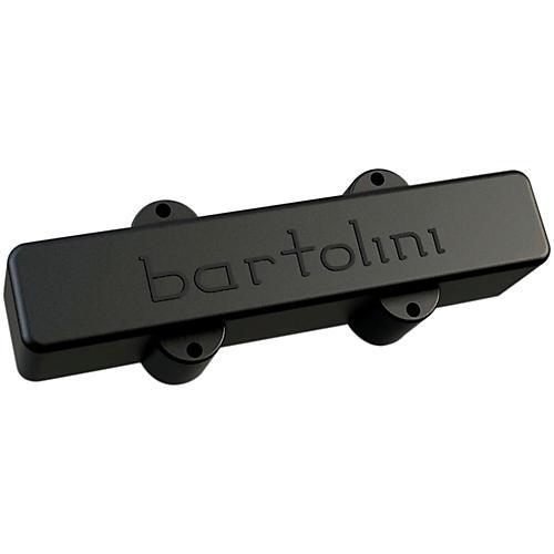 Bartolini Classic Bass Series 4-String J Bass Single Coil Deep Tone Neck Pickup Short