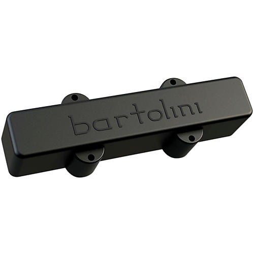 Bartolini Classic Bass Series 5-String J Bass Dual Coil Bright Tone Bridge Pickup Long
