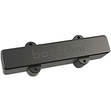 Bartolini Classic Bass Series 5-String J Bass Dual Coil Deep Tone Bridge Pickup Long