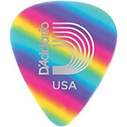 D'Addario Classic Celluloid Guitar Picks - 12-Pack