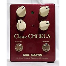 Carl Martin Classic Chorus Effect Pedal