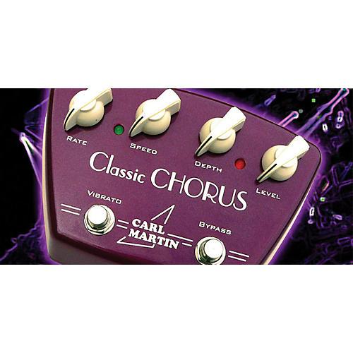 Carl Martin Classic Chorus Guitar Effects Pedal-thumbnail