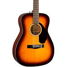 Fender Classic Design Series CC-60S Concert Acoustic Guitar