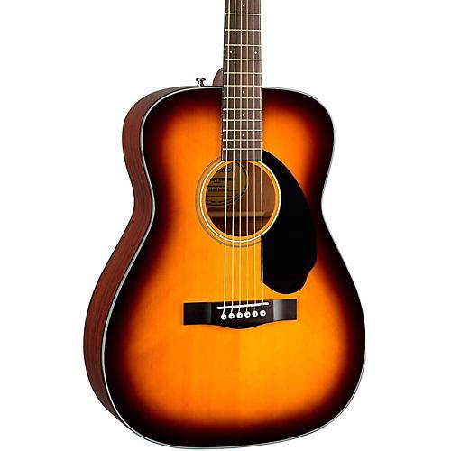 Fender Classic Design Series CC-60S Concert Acoustic Guitar-thumbnail