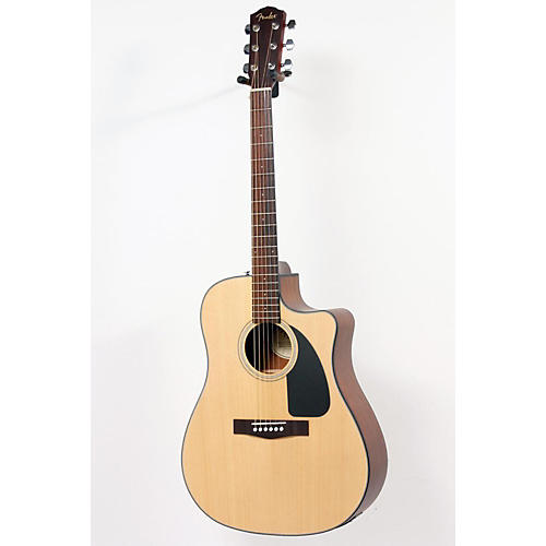 Fender Classic Design Series CD-100CE Cutaway Dreadnought Acoustic-Electric Guitar