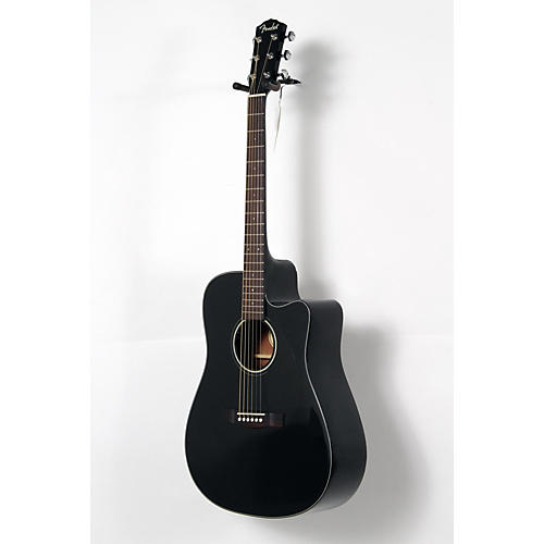 blemished fender classic design series cd 140sce cutaway dreadnought acoustic electric guitar. Black Bedroom Furniture Sets. Home Design Ideas