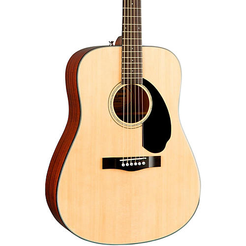 Fender Classic Design Series CD-60S Dreadnought Acoustic Guitar-thumbnail