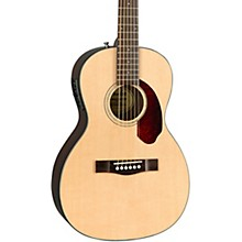 Fender Classic Design Series CP-140SE Parlor Acoustic-Electric Guitar
