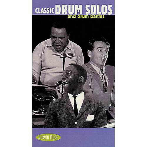 Hudson Music Classic Drum Solos and Drum Battles