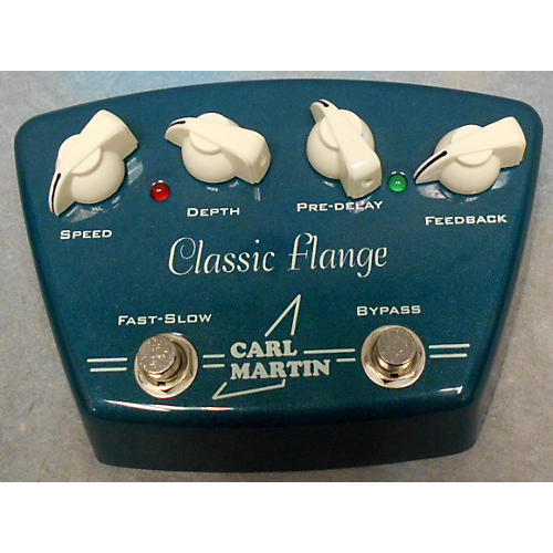 Carl Martin Classic Flange Version I Effect Pedal-thumbnail