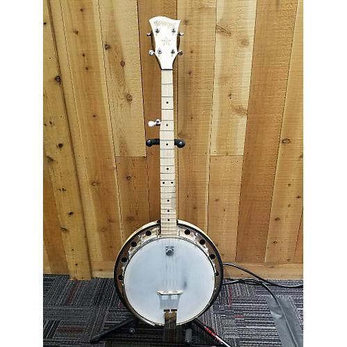 Deering Classic Goodtime Two 5-String Resonator Banjo-thumbnail