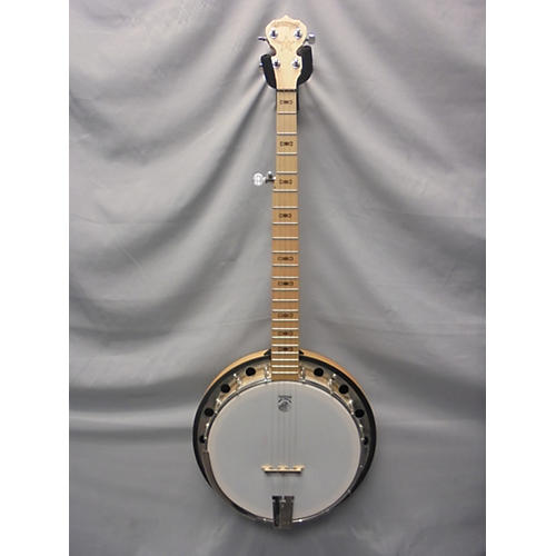 Deering Classic Goodtime Two 5-String Resonator Banjo-thumbnail