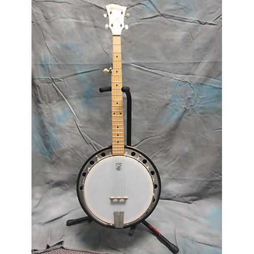 Deering Classic Goodtime Two 5-String Resonator Blonde Banjo