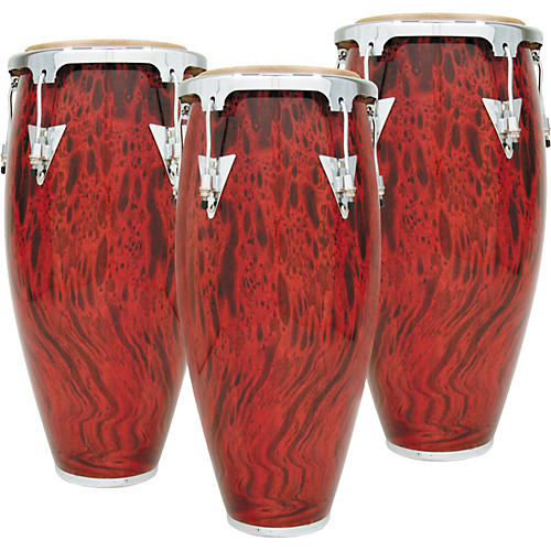 LP Classic II 3 Piece conga set