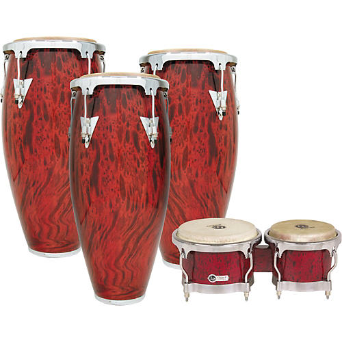 LP Classic II Conga Set with Free Bongos