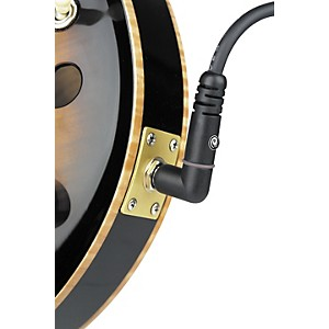 Daddario Planet Waves Classic Instrument Cable Straight-Angle by D'Addario Planet Waves