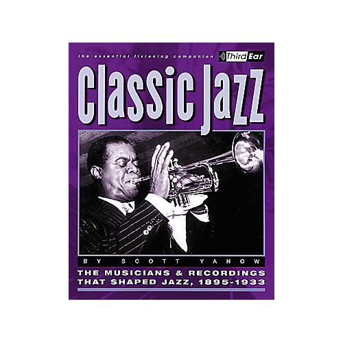 Backbeat Books Classic Jazz - Listening Companion Book-thumbnail