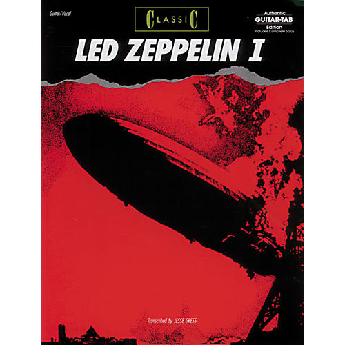 Alfred Classic Led Zeppelin I Book-thumbnail
