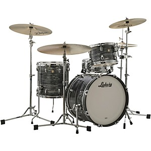 Ludwig Classic Maple 3-Piece Downbeat Shell Pack with 20 in. Bass Drum by Ludwig