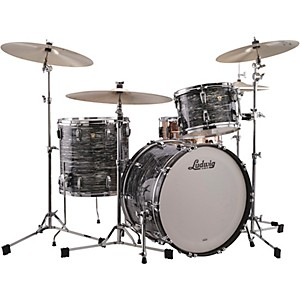 Ludwig Classic Maple 3-Piece Fab Shell Pack with 22 in. Bass Drum by Ludwig