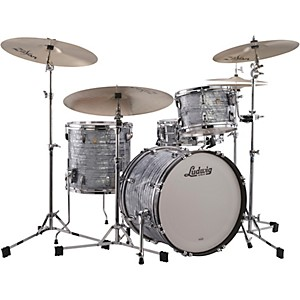 Ludwig Classic Maple 3-Piece Jazzette Shell Pack with 18 in. Bass Drum by Ludwig