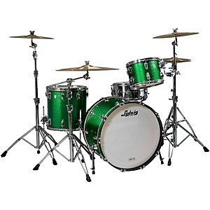 Ludwig Classic Maple 3-Piece Shell Pack with 24 inch Bass Drum by Ludwig