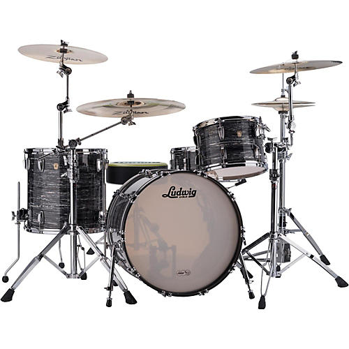 Ludwig Classic Maple 3-Piece Shell Pack with 24