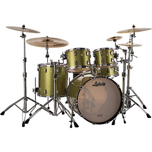 Ludwig Classic Maple 4-Piece Shell Pack-thumbnail