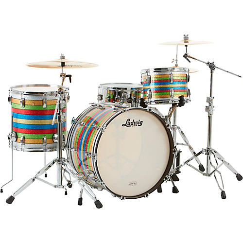 Ludwig Classic Maple Salesman Sample 3-Piece Shell Pack-thumbnail
