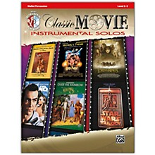 Alfred Classic Movie Instrumental Solos Mallet Book & CD Level 2-3