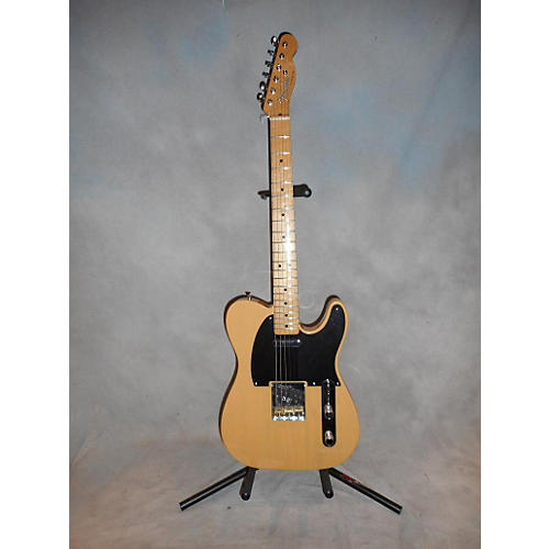 Fender Classic Player Baja 60's Telecaster Natural Solid Body Electric Guitar-thumbnail